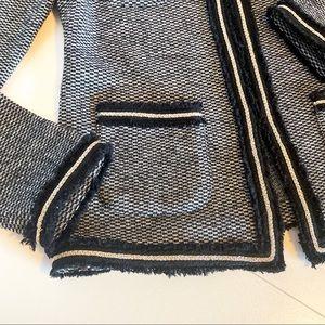 KARL LAGERFELD Wool Blend Blazer 🥰